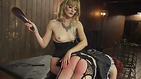 Femdom High Definition sex Movies pansy maid gets the paddle