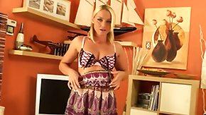 Kathia Nobili, Amateur, Babe, Banana, Big Tits, Blonde