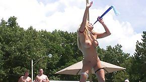 Spring Break, Amateur, Big Tits, Blonde, Nude, Reality