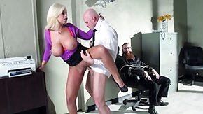 Bridgette B, Ball Licking, Big Tits, Blowbang, Blowjob, Boobs