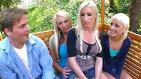 Nadia Hilton, 3some, Anal, Anal Creampie, Anal Teen, Ass