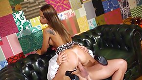 Satin Bloom, Anal, Anal Beads, Ass To Mouth, Ball Licking, Blowjob