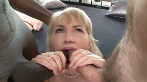 Sasha Blond, Banging, Bend Over, Bitch, Blonde, Blowjob