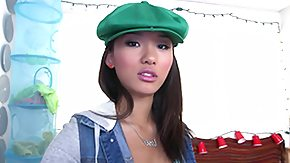 Alina Li, Asian, Asian Teen, Babe, Beauty, Brunette