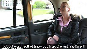 Taxi, Amateur, Big Tits, Blonde, Blowbang, Blowjob