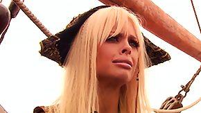 Carmen Luvana, Big Cock, Big Tits, Blonde, Blowjob, Boobs