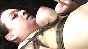 Spanking, BDSM, Bound, Brunette, Caning, Dominatrix