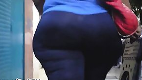 Chubby High Definition sex Movies Candid Latin Buttlock Walking Around In Colombia