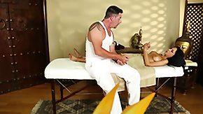 Jerking, Babe, Brunette, Handjob, High Definition, Massage