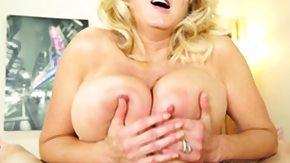 Tittyfuck, BBW, Big Cock, Big Tits, Blonde, Boobs