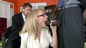 Business Woman HD porn tube Business lady wanna test her new worker She thinks that activity of anybody is concluded between his dork posibilities So she take his black 10-Pounder starts to taste