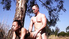 Aussie, Ass Licking, Australian, Bend Over, Blowjob, Brunette