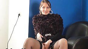 Bra, Brunette, High Definition, Leggings, Masturbation, Mature