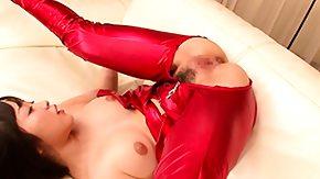 Free Cosplay HD porn videos Curvy asian cosplay babe in a creamy gangbang