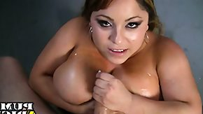 POV, Amateur, Big Tits, Boobs, Cumshot, Handjob