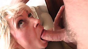 Grandma, 3some, Banging, Blonde, Blowbang, Blowjob
