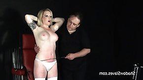 Spanking, BDSM, Blonde, Fetish, High Definition, Punishment