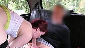 Taxi, Banging, Bend Over, Big Tits, Blowbang, Blowjob