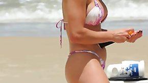 Voyeur, Beach, Big Tits, Boobs, Candid, Cute