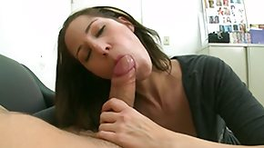 Isabel Caruso, Amateur, Audition, Backroom, Backstage, Ball Licking