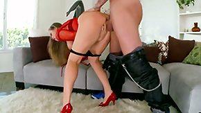Dyanna Lauren, Ball Licking, Big Cock, Big Natural Tits, Big Nipples, Big Tits