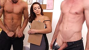 Candid High Definition sex Movies Liza del Sierra assessment two candidates