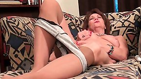 Grandma, American, Experienced, Fingering, Grandma, Grandmother
