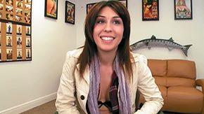 Natalie Nunez, Amateur, Ass, Assfucking, Audition, Backroom