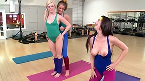 Karina White, Aerobics, Banging, Bend Over, Blowjob, Classroom