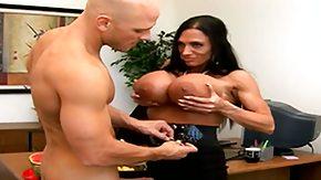 Garter Belt, Ball Licking, Big Ass, Big Natural Tits, Big Pussy, Big Tits