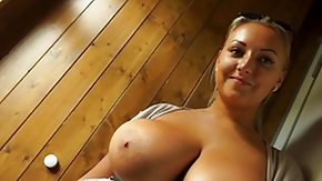 POV, Amateur, Blonde, Blowjob, Cash, European
