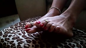 Latina, Feet, Fetish, High Definition, Latina, Mature