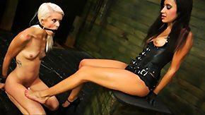 Marina, BDSM, Blonde, Boobs, Brunette, Fetish