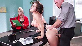 Casting, Audition, Ball Licking, Big Pussy, Big Tits, Blowbang
