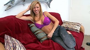 Jandi Jenner High Definition sex Movies Blonde Jandi Jenner talks not quite recalcitrant things ultimately gives blessing to take off her skirt to shows her big breasts big butt She wants to be pornstar so she