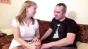 Casting HD Sex Tube Porn Casting with German Mama and Dad First Time for Money