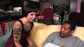 Daisy Sparks, Fucking, Hardcore, High Definition, Interracial