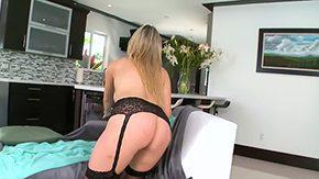 Abbey Brooks, Ass, Ass Licking, Babe, Big Ass, Big Natural Tits