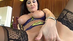 Mom French, Adorable, Aunt, Ball Licking, Banging, Big Cock