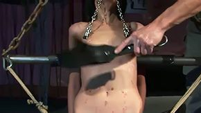 Amanda Baby, Ass, Assfucking, Basement, BDSM, Blindfolded