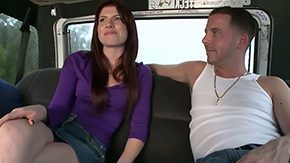 HD Anny Sex Tube With tiny tities skinhead snatch is more than that hot to stop sucking in her mans hard worm Annie