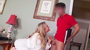 Mia Malkova, 10 Inch, Ball Licking, Big Cock, Big Tits, Blonde