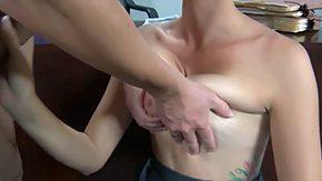 Charlie James, Ball Licking, Banging, Big Natural Tits, Big Tits, Blowjob