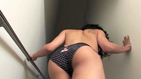 Domino Presley, 10 Inch, Allure, Ass, Ass Licking, Ball Licking