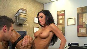 Jessica Jaymes, Ball Licking, Banging, Bend Over, Big Cock, Big Natural Tits