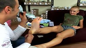 Story, Babe, Feet, Fetish, High Definition, Jerking