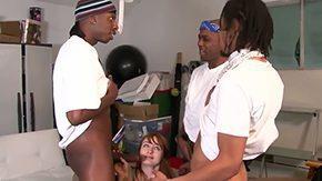 Violet Monroe, 3some, Ball Licking, Banging, Big Pussy, Bitch