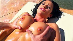 Aryana Augustine, Big Ass, Fitness, Gym, High Definition, Massage