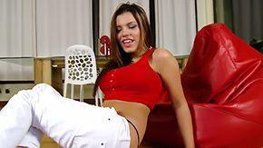 Angel Rivas, Babe, Bodystocking, Corset, Crotchless, Girdle
