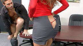 Desk, Desk, Fucking, High Definition, Lick, Panties